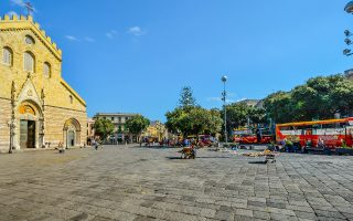 come andare a Messina in treno aereo via mare