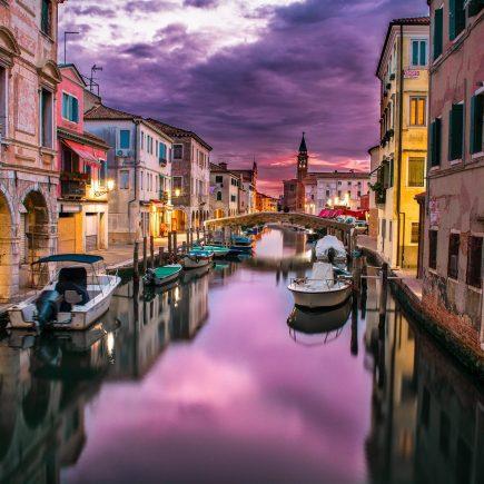come andare a Venezia in auto treno nave aereo